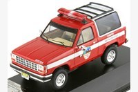 1:43 PREMIUM X FORD BRONCO 1990 FIRE DEPARTMEN