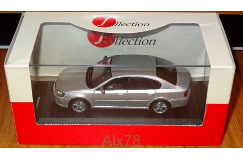 1:43 J COLLECTİON SUBARU LEGACY 2005