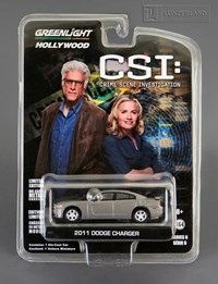1:64 GREENLIGHT DODGE CHARGER CSI