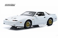 1:18 GREENLIGHT PONTIAC FIREBIRD WHİTE
