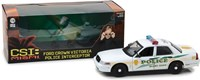 1:18 GREENLIGHT FORD CROWN POLİCE 2001  CSI MIAMI