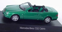1:43 SCHUCO MERCEDES CLK CABRIO DEALER EDİTİON