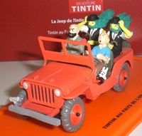 1:43 ALTAYA TEN TEN JEEP WILLYS