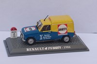 1:43 ALTAYA RENAULT 4 DARTY