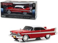 1:24 GREENLIGHT CHRISTINE PLYMOUTH 1958