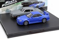 1:43 GREENLIGHT CHEVROLET &NİSSAN 2Lİ SET