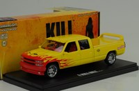 1:43 GREENLIGHT kill bill c2500