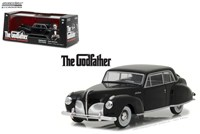 1:43 GREENLIGHT LINCOLN CONTINENTAL 1941 GODFATHER