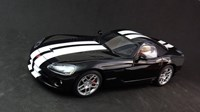 1:18 AUTOART DODGE VIPER SRT10 BLACK