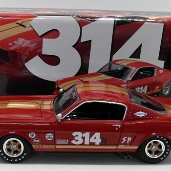 1:18  ACME 66 SHELBY GT 350H