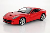 1:18 HOT WHEELS FERRARI F12 BERLINETTA