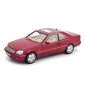 1:18 NOREV MERCEDES CL 600 COUPE DEALER