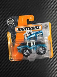 1:64 MATCHBOX ACIRE MAKER