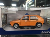 1:18  SOLIDO VOLSWAGEN GOLF 1983