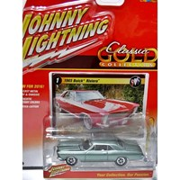 1:64 JOHNNY LIGHTNING BUICK RIVIERA 1965