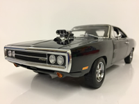 1:18 GREENLIGHT DODGE CHARGER 1970