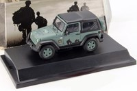 1:43 GREENLIGHT JEEP WRANGLER  ARMY