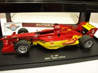 1:18 AUTOART A1 GP Team China 2007