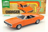 1:18 GREENLIGHT DODGE CHARGER HEMI 1970