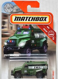 1:64 MATCHBOX SWAT