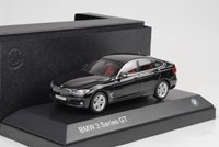 1:43 KYOSHO  I SCALE  BMW 3 SERİES GT BLACK 2