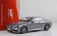 1:18 GT SPIRIT MERCEDES S63 AMG COUPE GREY