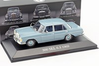 1:43 ATLAS MERCEDES 300 SEL 6.9 1969