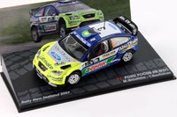 1:43 ALTAYA FORD FOCUS RS WRC