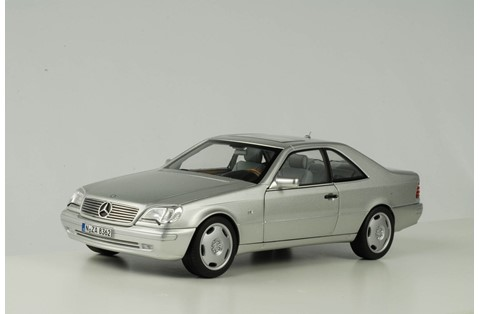 1:18 NOREV MERCEDES CL 600 COUPE