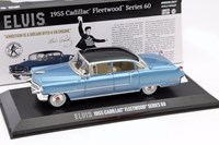 1:43 GREENLIGHT 55 CADILLAC BLUE