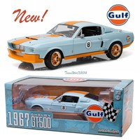1:18 GREENLIGHT FORD SHELBY GT 500 GULF