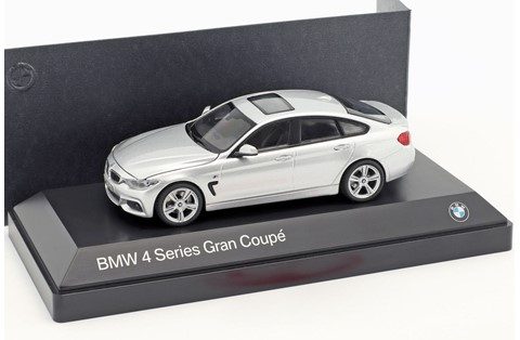 1:43 KYOSHO  I SCALE  BMW 4 SERİES GRAND COUPE