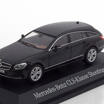 1:43  NOREV MERCEDES CLS SHOOTING BRAKE