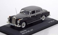 1:43 WHITE BOX MERCEDES MERCEDES 300D 1957