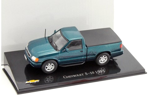 1:43 ALTAYA CHEVROLET S10 1995 PICK UP