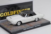 1:43 ALTAYA FORD THUNDERBIRD JAMES BOND