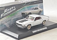 1:43 GREENLIGHT FORD MUSTANG CUSTOM 1969