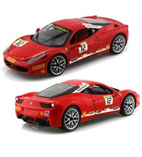 1:18 HOT WHEELS FERRARI 458 ITALIA