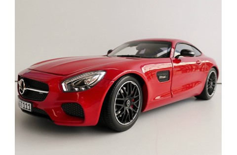 1:18 NOREV MERCEDES SLS AMG GT RED