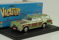 1:43 GREENLIGHT FAMILY TRUCKSTER WAGON