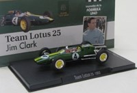 1:43 ALTAYA TEAM LOTUS 25- 1963  FORMULA1