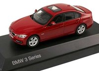 1:43 PARAGON BMW 3 (F30) red