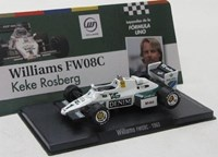 1:43 ALTAYA WILLIAMS FW08C 1983  FORMULA1