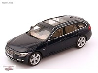 1:43 PARAGON BMW 3 TOURING BLUE F31