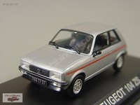 1:43  NOREV PEUGEOT 104 ZS